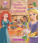 The Disney Princess Cookbook Book