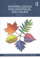 Interreligious Philosophical Dialogues