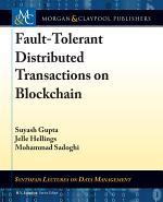 Fault-Tolerant Distributed Transactions on Blockchain