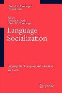 Language Socialization PDF