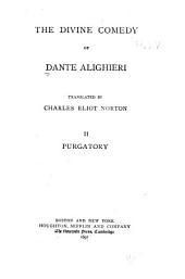 The Divine Comedy of Dante Alighieri: Volume 2