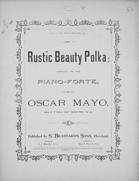 Rustic Beauty Polka PDF