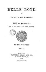 Belle Boyd in Camp and Prison  2 PDF