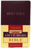 Gift and Award Bible KJV PDF