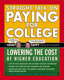 Straight Talk on Paying for College