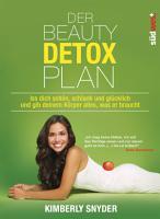 Der Beauty Detox Plan PDF