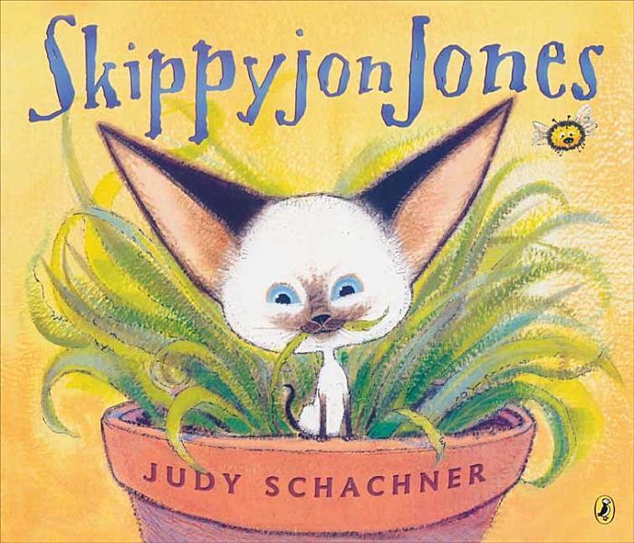 Download Skippyjon Jones Book