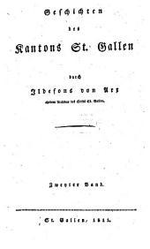 Geschichten des Kantons St. Gallen: 2