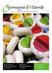 Chroniques d'Altaride n°021 Février 2014: Le Format court