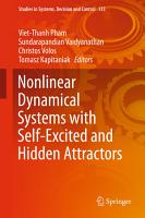Nonlinear Dynamical Systems with Self Excited and Hidden Attractors PDF
