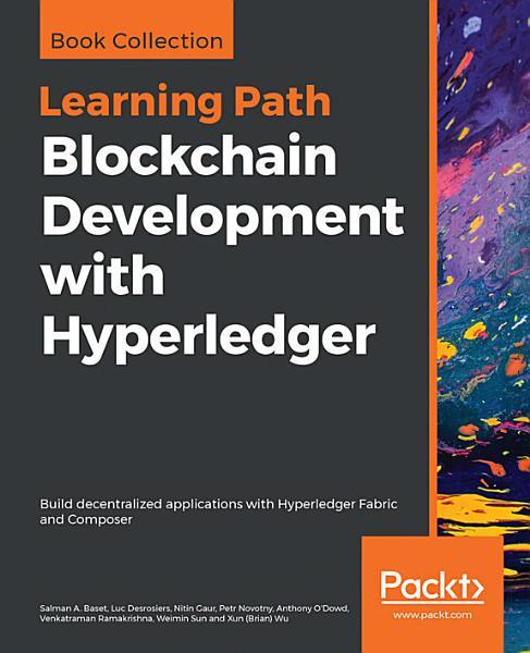 Blockchain Development with Hyperledger PDF