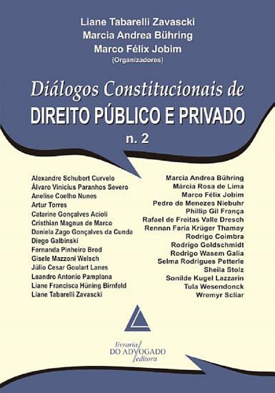 Di  logos Constitucionais De Direito P  blico e Privado N 02 PDF