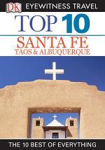 DK Eyewitness Top 10 Santa Fe