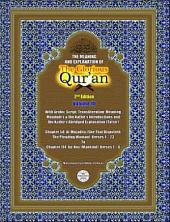 The Meaning and Explanation of the Glorious Qur'an (Vol 10)
