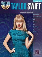 Taylor Swift (Songbook): Violin Play-Along, Volume 37