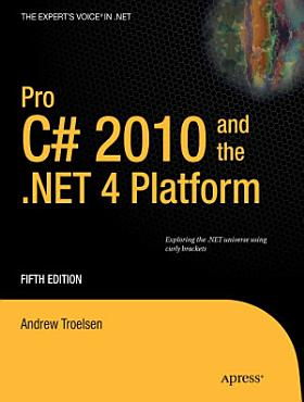 Pro C  2010 and the  NET 4 Platform PDF