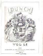 Punch: Volume 51