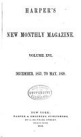 Harper s New Monthly Magazine PDF
