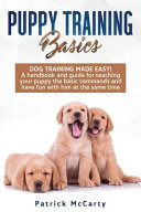 Puppy Training Basics