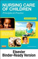 Nursing Care Of Children E Book Book PDF
