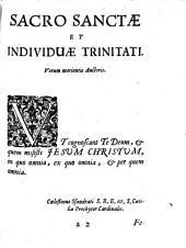 Modus praedestinationis ex S. litteris