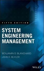 System Engineering Management: Edition 5