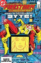 The Fury of Firestorm (1982-) #23