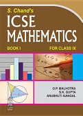 S Chand S Icse Mathematics Class Ix