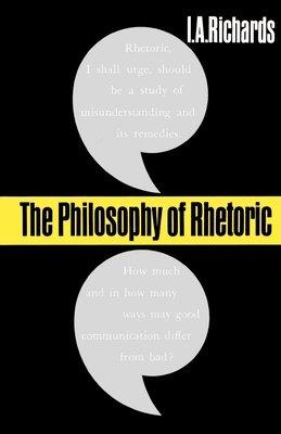 The Philosophy of Rhetoric