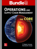 Loose Leaf Operations and Supply Chain Management  The Core with Connect PDF
