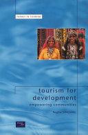 Tourism for Development