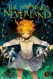 The Promised Neverland, Vol. 5: Escape