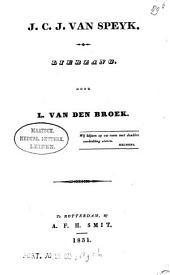J. C. J. van Speyk: lierzang