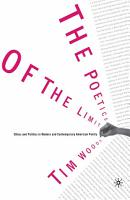 The Poetics of the Limit PDF