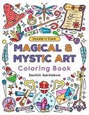 Doodle N Color Magical and Mystic Art PDF