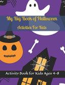 My Big Book of Halloween Activities For Kids
