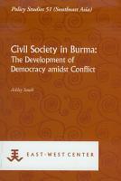 Civil Society in Burma PDF
