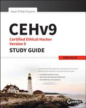 CEH v9: Certified Ethical Hacker Version 9 Study Guide, Edition 3