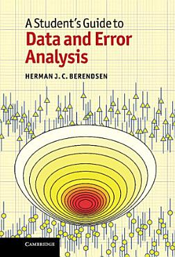 A Student s Guide to Data and Error Analysis PDF