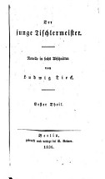 Der junge Tischlermeister  Novelle in 6 Abschnitten PDF