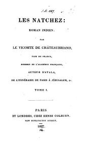 Les Natchez: Volume1