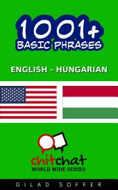 1001+ Basic Phrases English - Hungarian