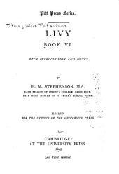 Livy: Book 6