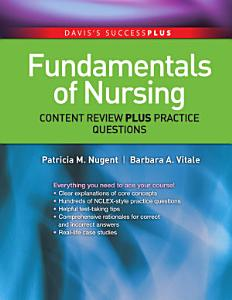 Fundamentals of Nursing Book