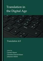 Translation in the Digital Age PDF