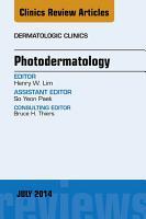 Photodermatology  An Issue of Dermatologic Clinics  PDF