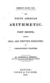 North American Arithmetic: Part Second and Part Third, Part 2