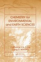 Chemistry for Environmental and Earth Sciences PDF