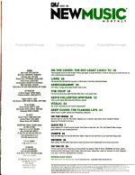 CMJ New Music Monthly..