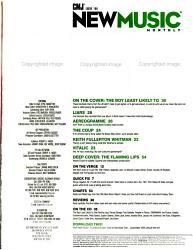 Cmj New Music Monthly  Book PDF